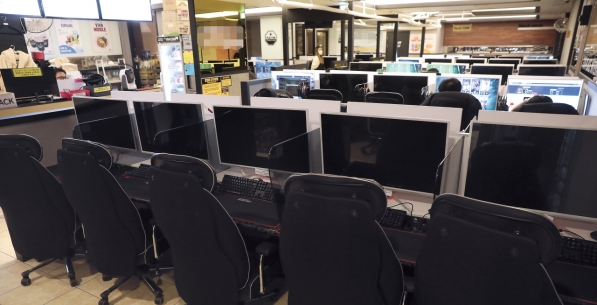 Survival diary of Korean internet cafes