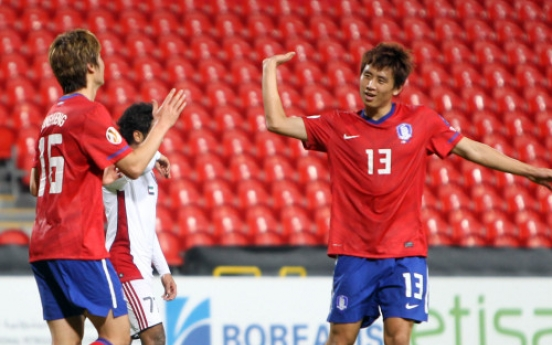 Korea primed for deep Asian Cup run