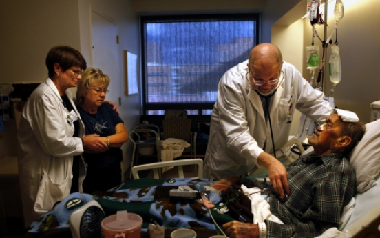 Easing life's final choices: palliative care