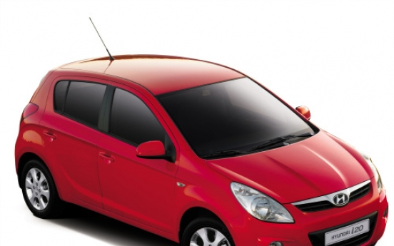 Hyundai India posts record sales in 2010