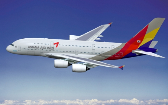 Asiana Airlines to introduce 6 Airbus A380-800s by 2017