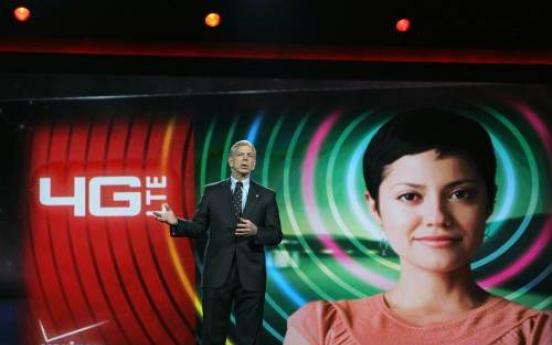 Verizon reveals first 4G wireless gadgets