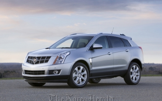 New Year deals for Cadillac