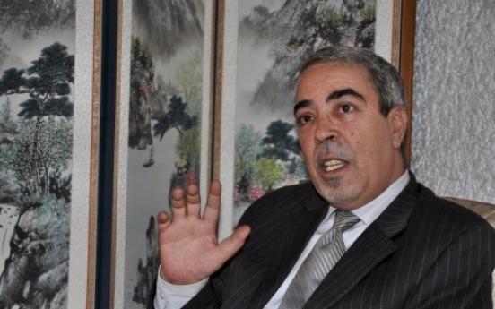 Poetic diplomacy tool of Algerian envoy