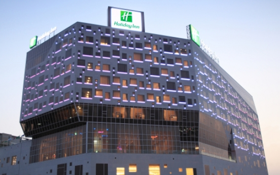 Holiday Inn opens in Gwangju