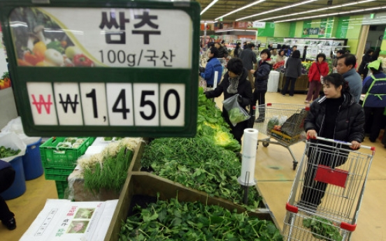 Producer inflation hits 2-year high in December