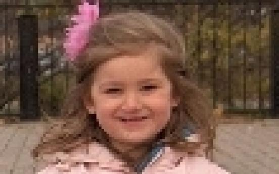Three-year-old girl beats breast cancer
