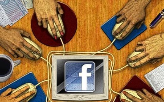 Facebook eclipses Twitter in Korean Web traffic