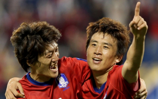 S. Korea defeats Bahrain to open Asian Cup