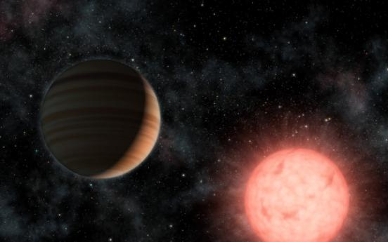 NASA spots tiny Earth-like planet