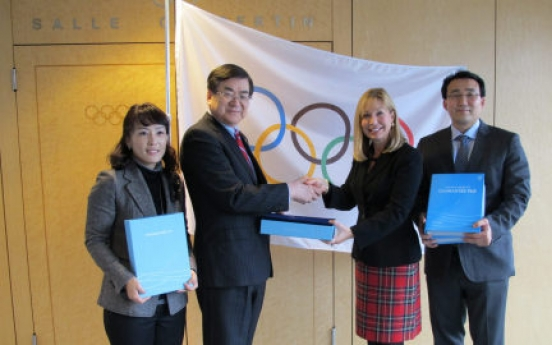 PyeongChang ...submits 2018 bid