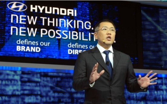 Hyundai prioritizes quality, image