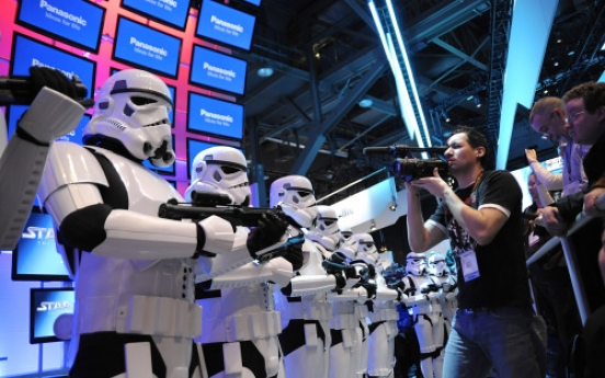 At CES, three directors ponder film's future