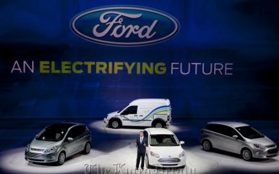 Detroit auto show rebounding after recession