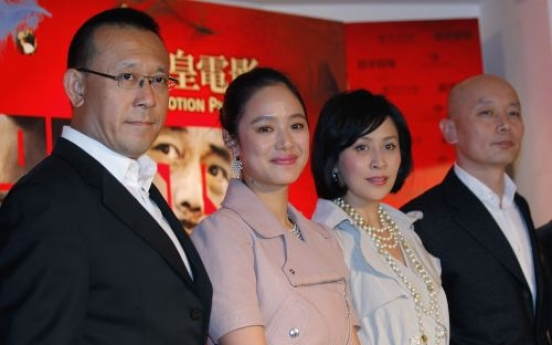 Chinese director coy over political satire's message