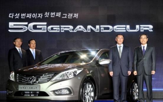 Hyundai ups ante with new Grandeur