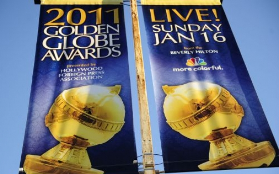Golden Globes to launch Hollywood awards season