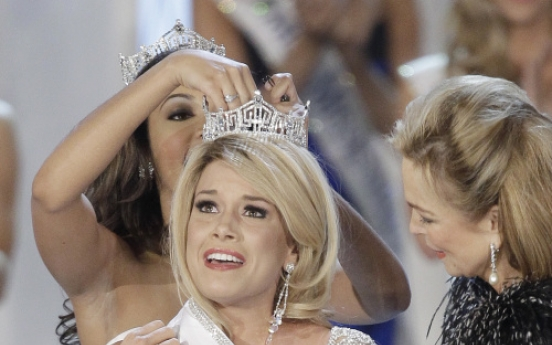 Miss Nebraska wins 2011 Miss America pageant