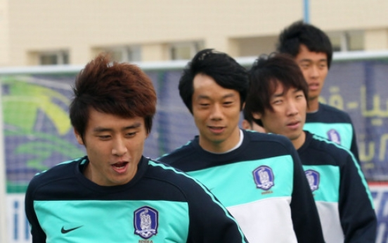 Korea seeks ticket into next round