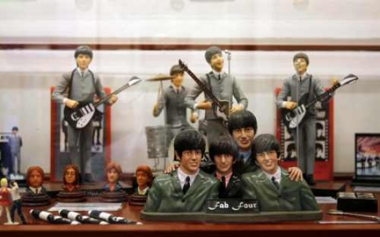 Beatles museum opens in Argentina
