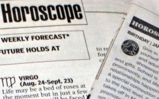 Give me back my sign! Horoscope readers atwitter