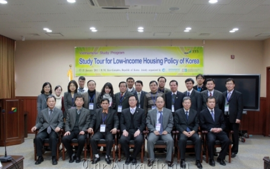 Gangwon shares affordable housing know-how with Vietnam