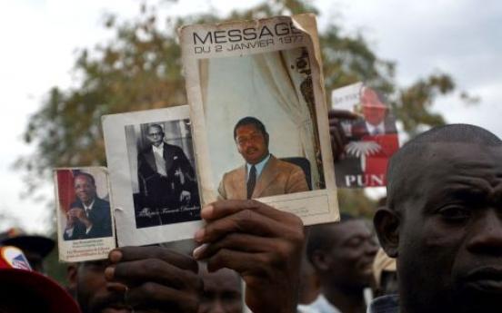 Haiti moves toward graft trial for Duvalier