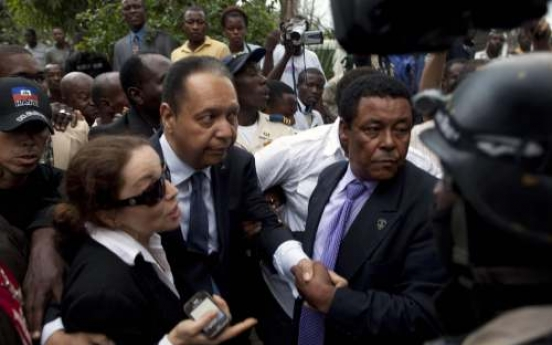 Haiti's 'Baby Doc' hopes to run for presidency