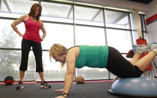 Experts give tips on how to keep a fitter 2011 in sight