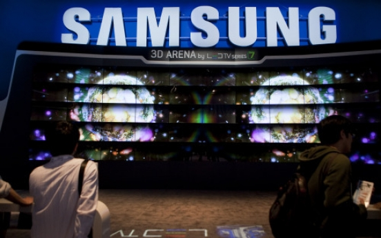 Man arrested for extorting money from Samsung Electronics