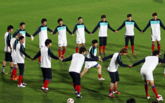 S. Korea and Iran clash in 5th straight Asian Cup quarters
