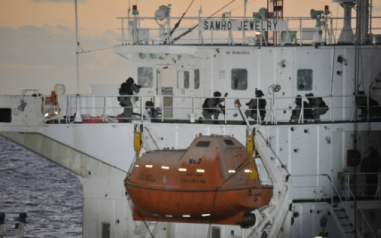 All 21 crewmembers of Samho Jewelry rescued
