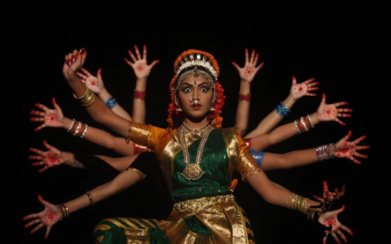 [Photo] Indian classical dance