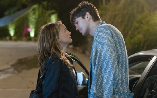 Stitched from romantic comedies: 'No Strings Attached'