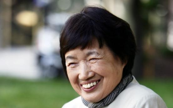 Beloved novelist Park Wan-suh dies at 80
