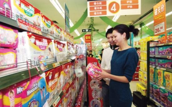 Yuhan-Kimberly exports top W230 billion