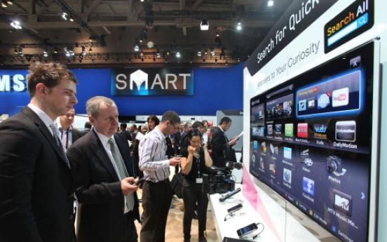 Samsung, LG in war over smart living room