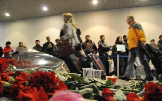 Putin vows revenge for airport bombing