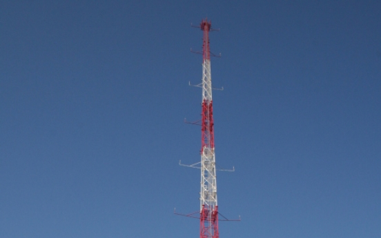 KEPCO completes first offshore weather tower