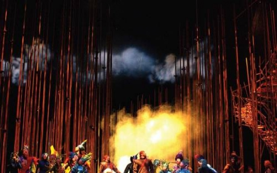A remedy of soul: Cirque du Soleil's 'Varekai'