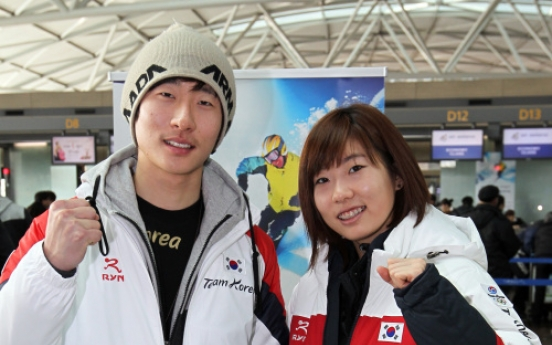 Korea chases top-3 finish at Winter Asiad