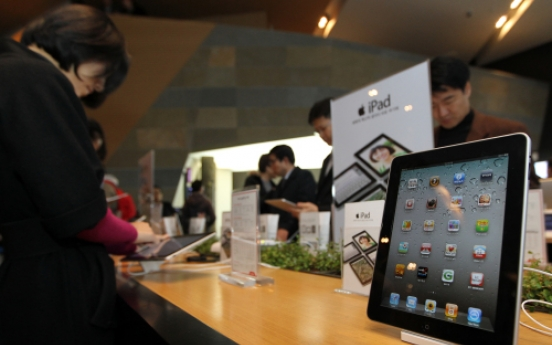 KT swings to profit in Q4 on iPhone sales
