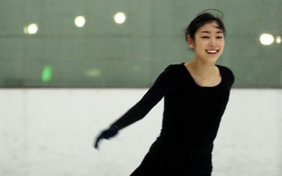 Kim Yu-na looks forward to world championships