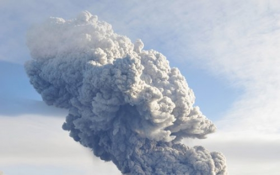 Volcano erupts on Japanese island of Kyushu