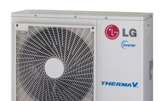 LGE to showcase air conditioners at U.S. show