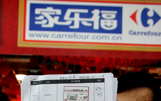China seeks maximum fine for Carrefour