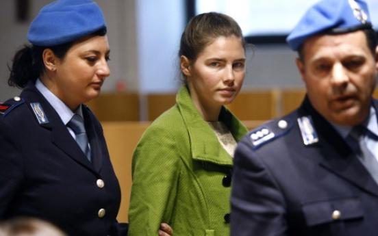 Amanda Knox lawyers seek to stop film