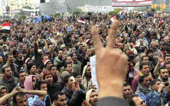 Mideast reform momentum hinges on Egypt