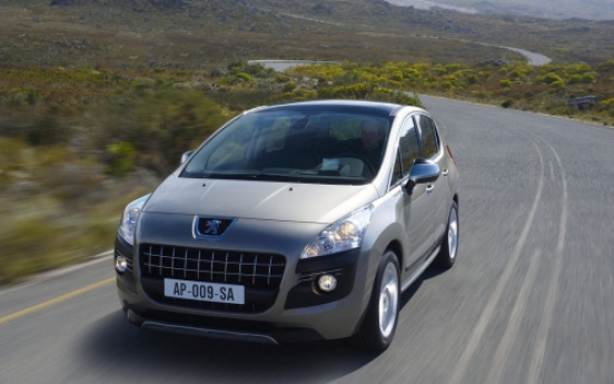 Peugeot introduces New 3008 SUV in S. Korea