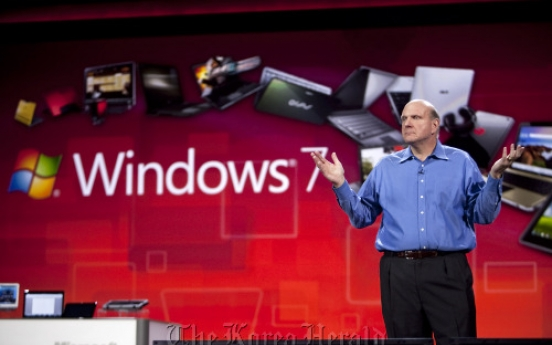 Ballmer is cleaning up house